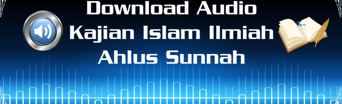 Download Audio Kajian
